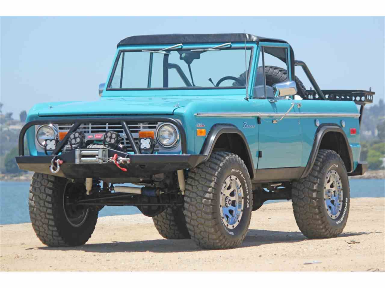 1970 Ford Bronco Ford Bronco Bronco For Sale Bronco