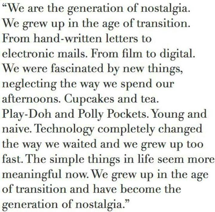 Pin by Areeba Patel on Quotes | Nostalgia quotes, Life ...