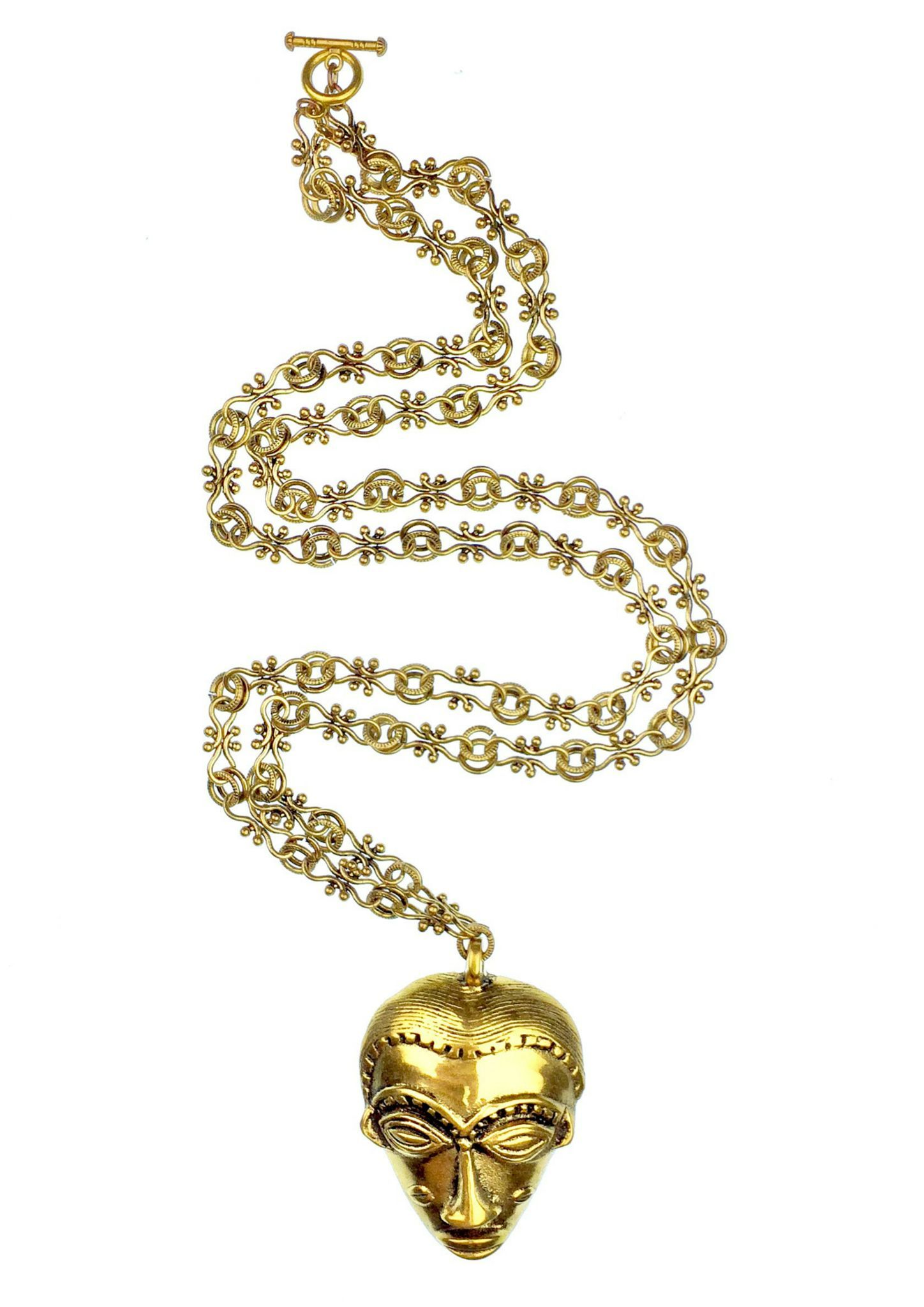 Congo Bongo Necklace Necklaces JARED JAMIN Jared Jamin jewelry
