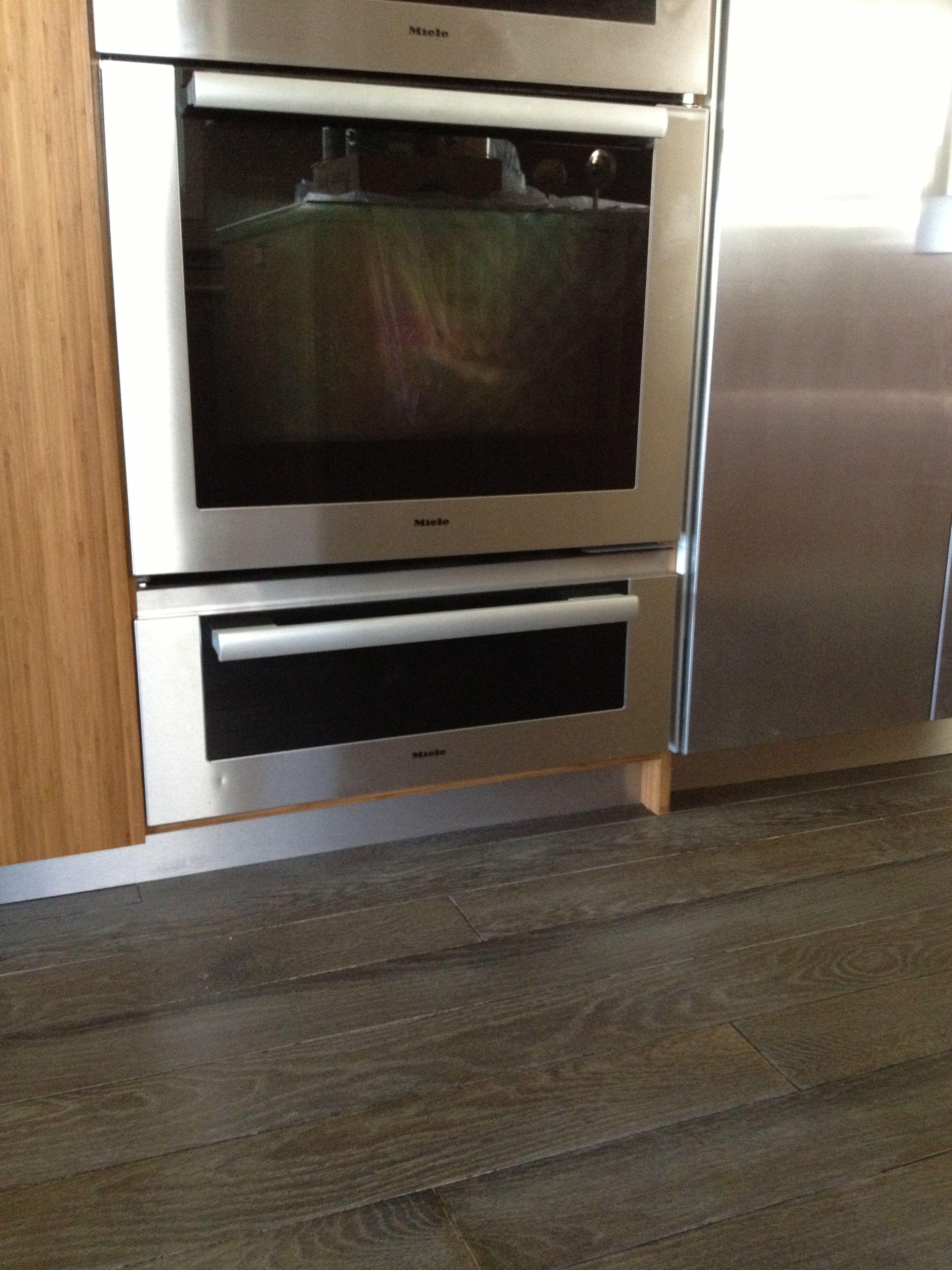 Richard Marshall Custom Wood Floor. Shown Is A French Oak In A Custom Gray  Color