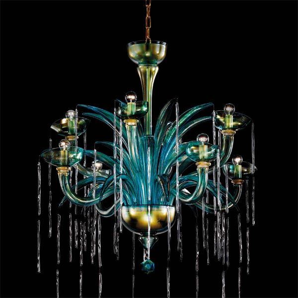 Turquoise glass chandelier httpchandeliertopturquoise turquoise glass chandelier httpchandeliertopturquoise glass aloadofball Image collections