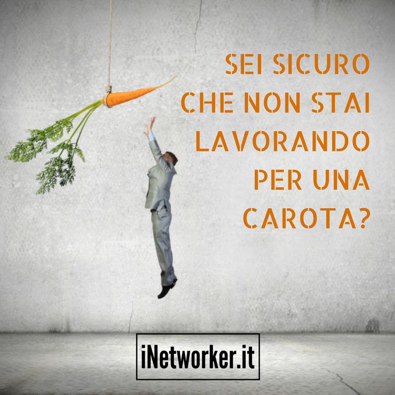 Non accontentarti, lavora per il tuo futuro non solo per una busta paga. Condividi? #BC #mlm #NetworkMarketing