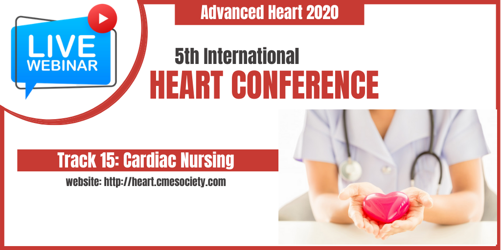 Track 15: Cardiac Nursing | Cardiac nursing, Cardiac ...