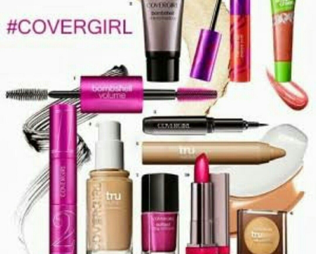 Explore Cosmetic range! Covergirl Products at GM Trading