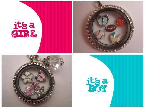 lockets and charms