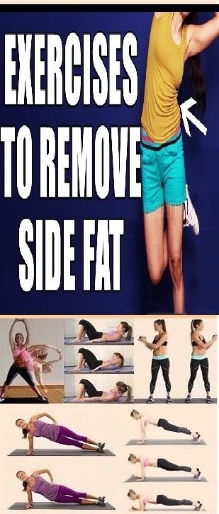 lose weight around hips and lower back
