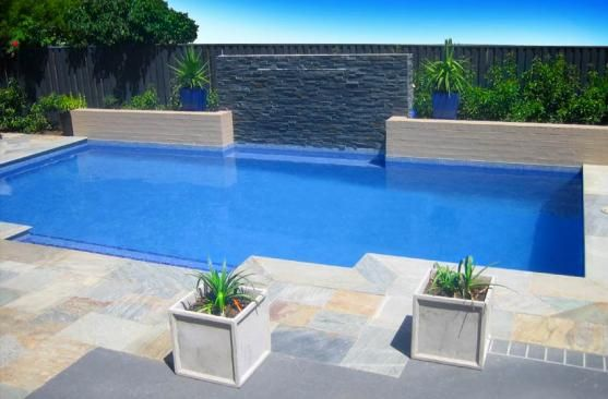 Spa Design Ideas by Hamill Pools www.hipages.com.au | dicortion moi ...
