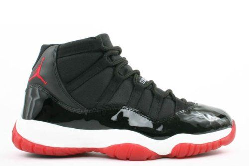 fcc054211b649 Amazon.com: Mens Nike Air Jordan 11 XI Retro BRED Basketball Shoes ...