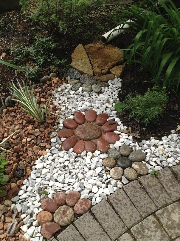New DIY Garden Stepping Stone Ideas #steingartenideen