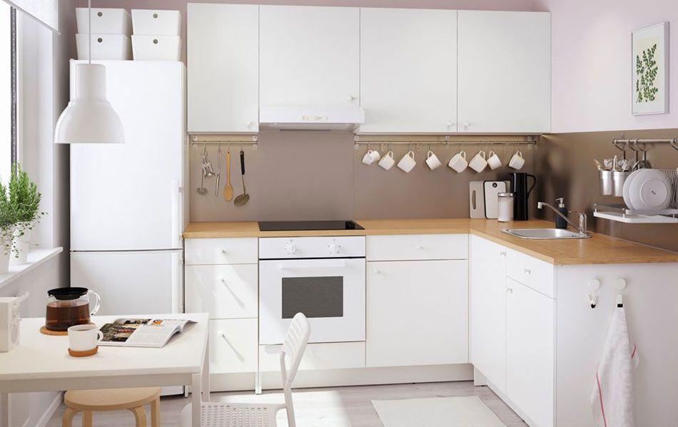 Belle Cuisine Blanche Ikea Knoxhult Meuble Cuisine Cuisine Ikea Cuisine Blanche Ikea