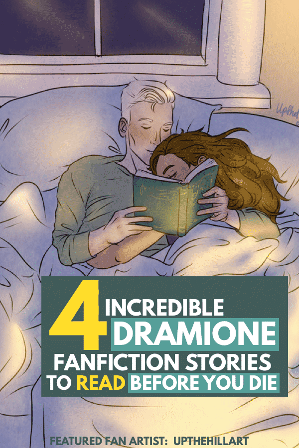 Draco and Hermione Fanfiction stories are so madly loved in the fanfiction space that it's about time we wrote our own harry potter fanfiction list of our favorite fics. Dramione fans, get stuck in, here's some of our HP fanfiction favorite stories in the harry potter fandom #harrypotter #hermione #draco #dramione #fanfiction