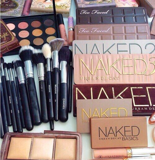 Want every naked pallet