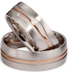 mens wedding bands mens platinum rose gold and diamond band