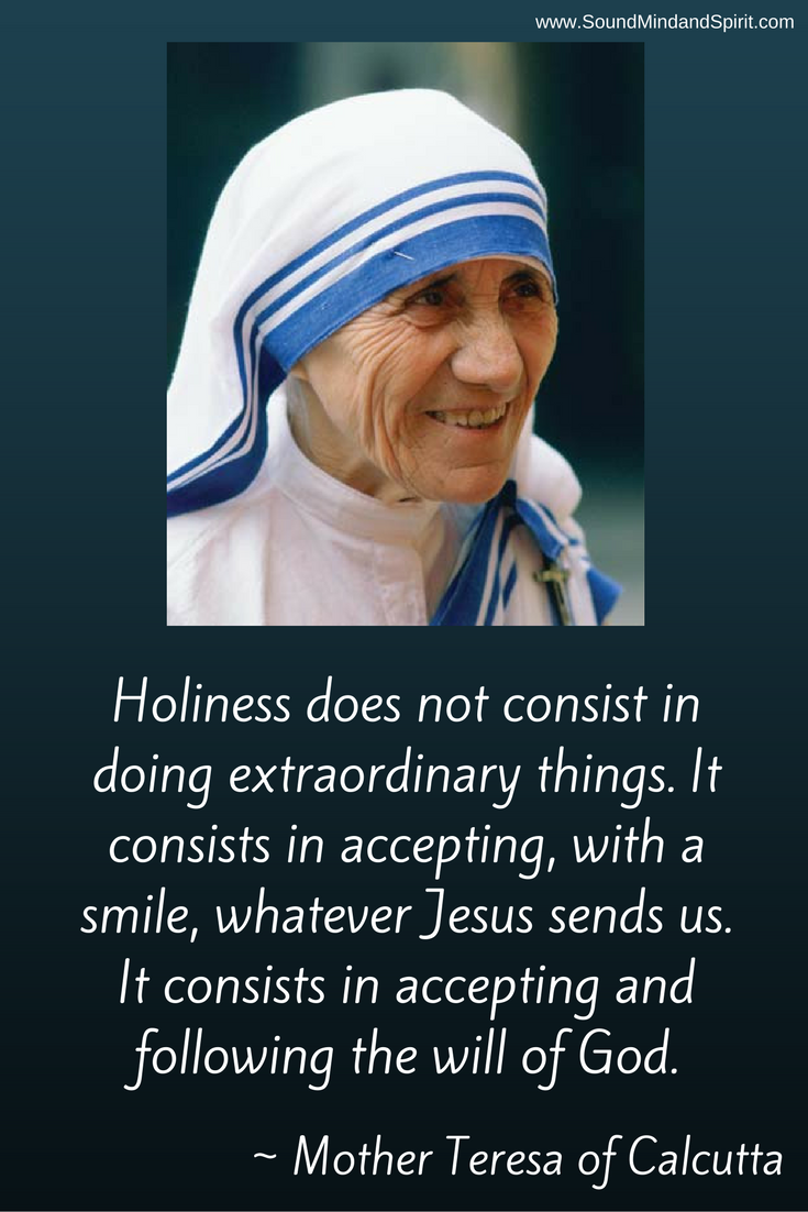 Mother Teresa of Calcutta quote with image | My TRANSFORMATION