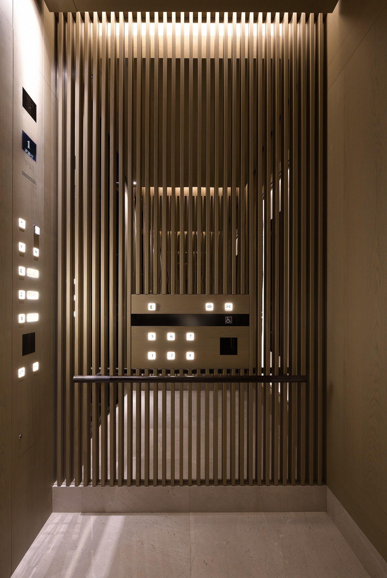 #elevatorlobby in 2020   Elevator interior, Elevator lobby ...