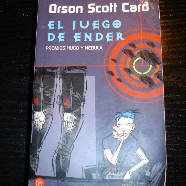 El Juego de Ender..orson scot card  Premios Hugo y Nebula    ..la tierra se ve amenazada por  ..  http://barcelona-city.evisos.es/el-juego-de-enderorson-scot-card-id-604135