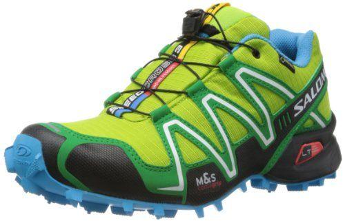 nouveau style 933a2 b9d23 SALOMON Speedcross 3 GTX Men's Trail Running Shoes | Running ...
