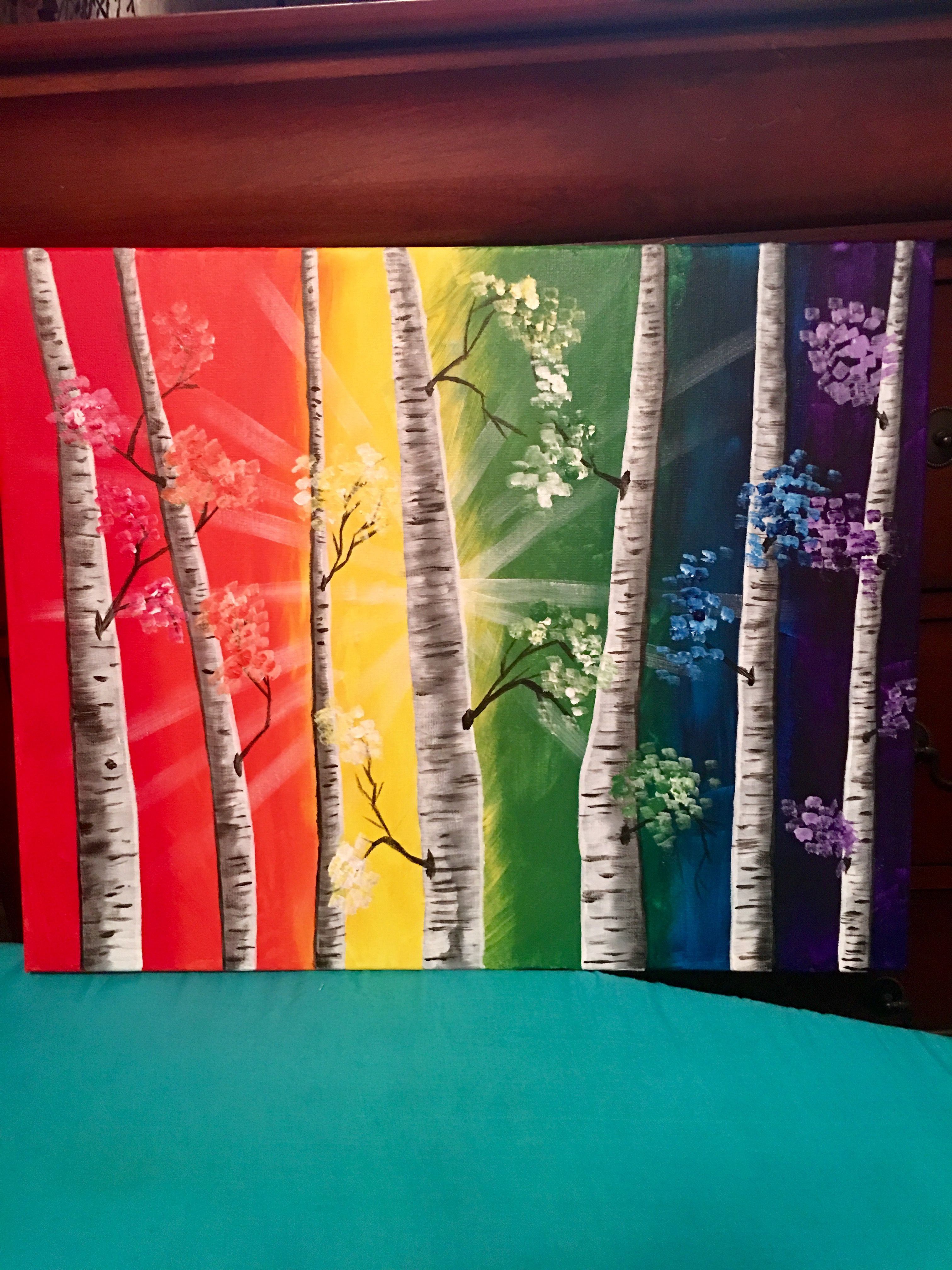 Pin by Faith Malenfant on Painting on canvas Painting
