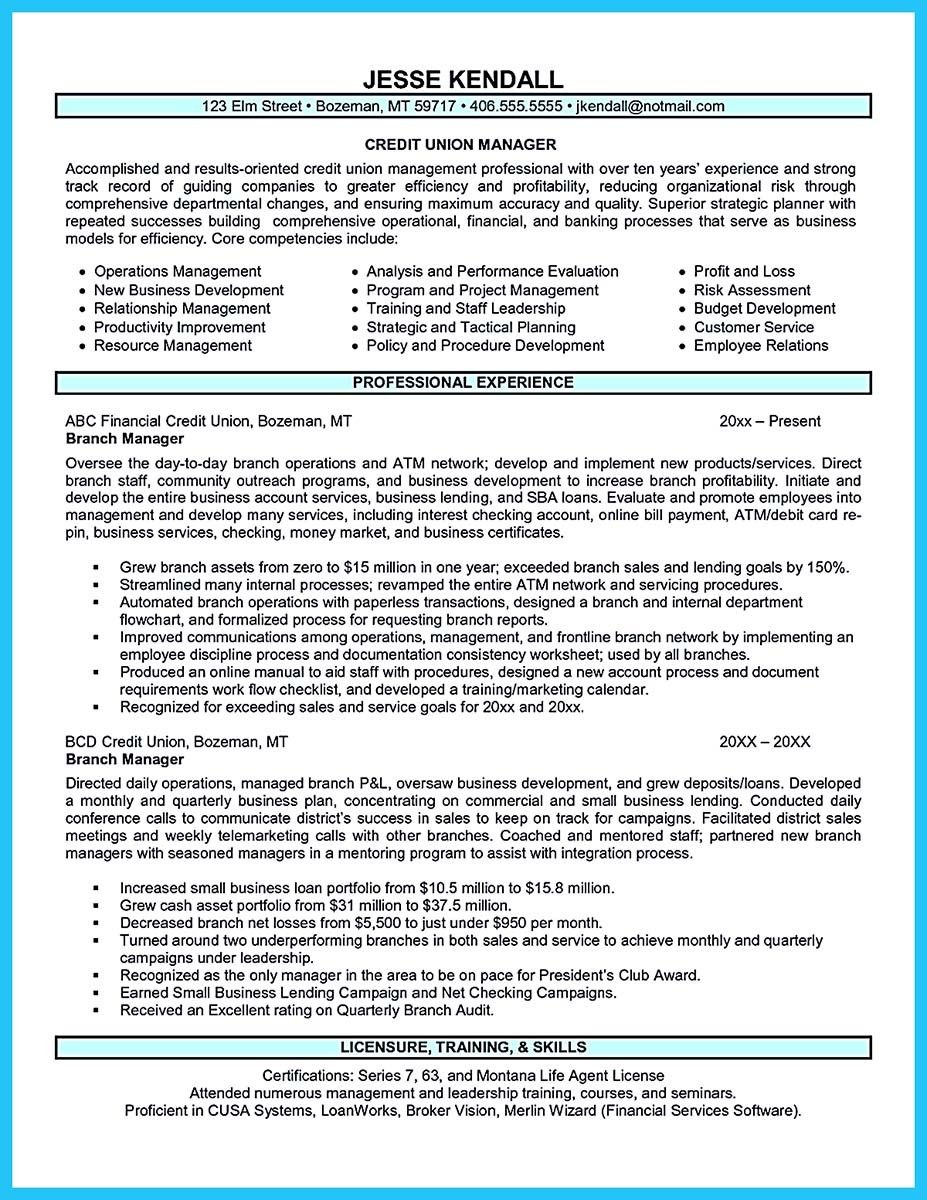Awesome Starting Successful Career From A Great Bank Manager Resume Check More At Htt Resume Objective Examples Resume Objective Sample Project Manager Resume
