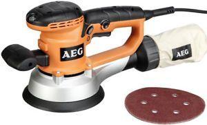 AEG 4935443290 Exzenterschleifer EX 150 ES