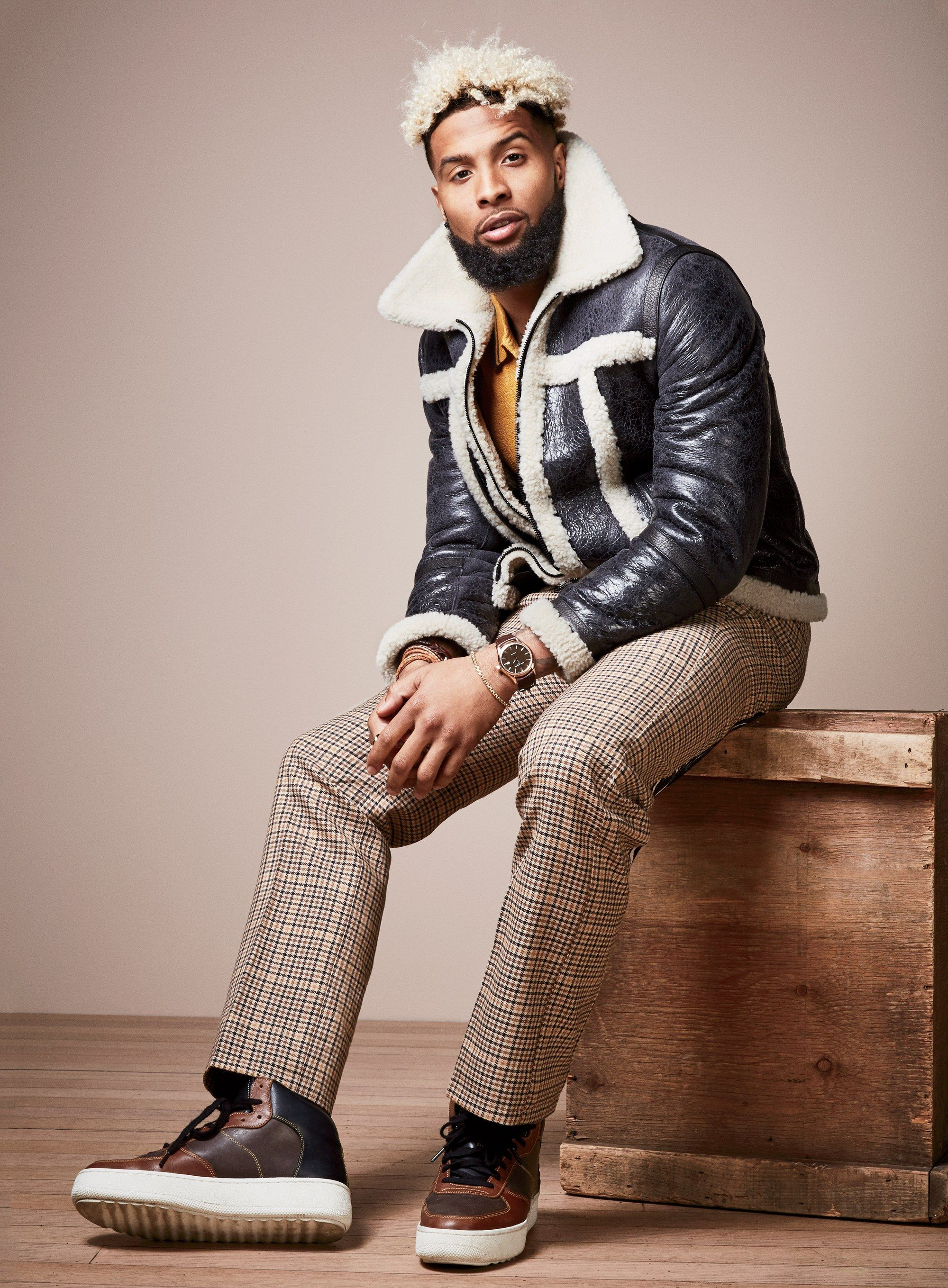 Odell Beckham Jr. Shows You How To Wear The Freshest Looks for This ... 27c22f31d