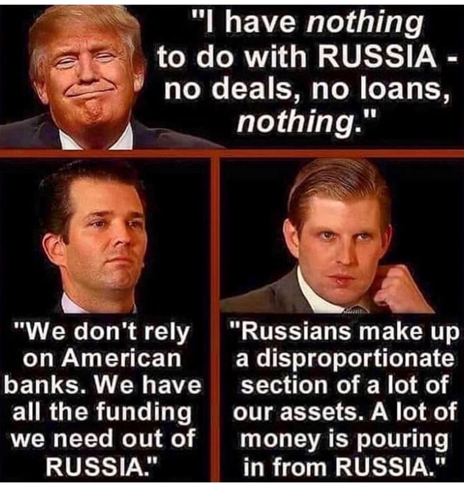 Professional Liars & Crooks