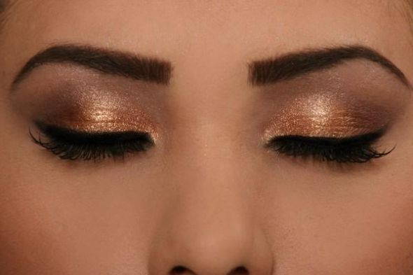 Found On Weddingbee Com Share Your Inspiration Today Quinceanera Makeup Sweet 16 Makeup Wedding Day Makeup