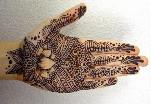 Attractive Cones Mehndi Design for Hand Finger   Mehendi ...