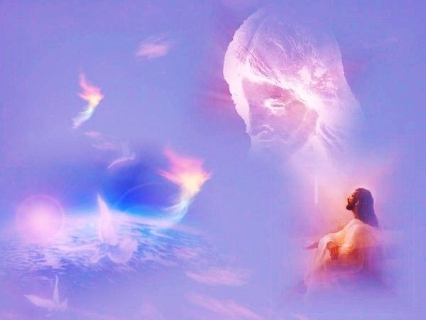 HIS EARTH ENERGY IS ENORMOUS, IT'S AN ALL CONTAINING, ALL EMBRACING LOVE