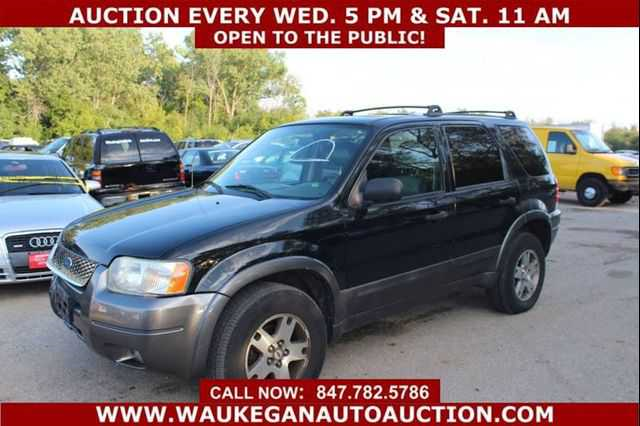 This 2003 Ford Escape Is For Sale In Waukegan Il Price 1000 00