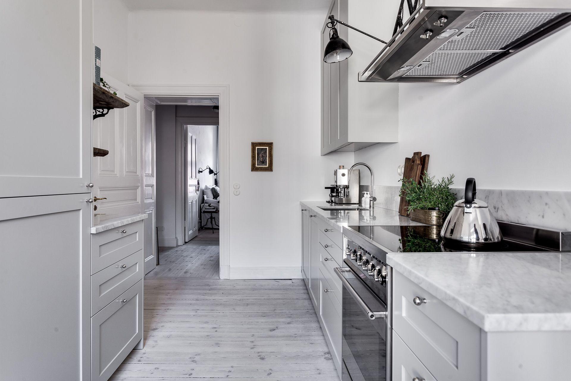 Luntmakargatan 81 | Alexander White | Kitchen Design | Pinterest ...