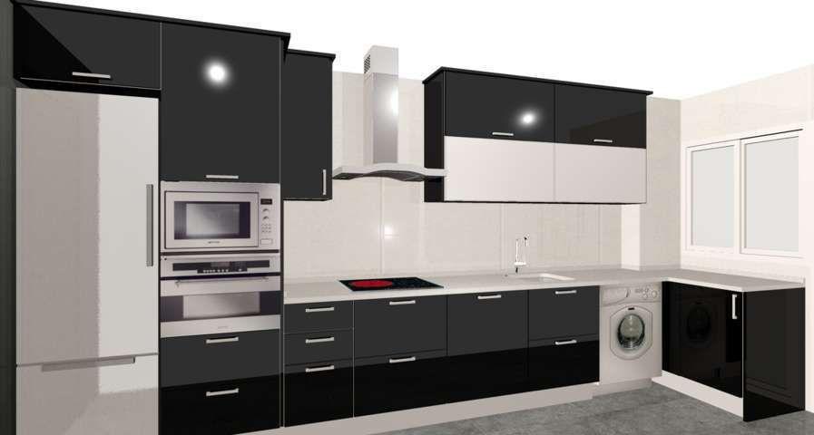 Best Diseño De Cocinas 3d Contemporary - Casa & Diseño Ideas ...
