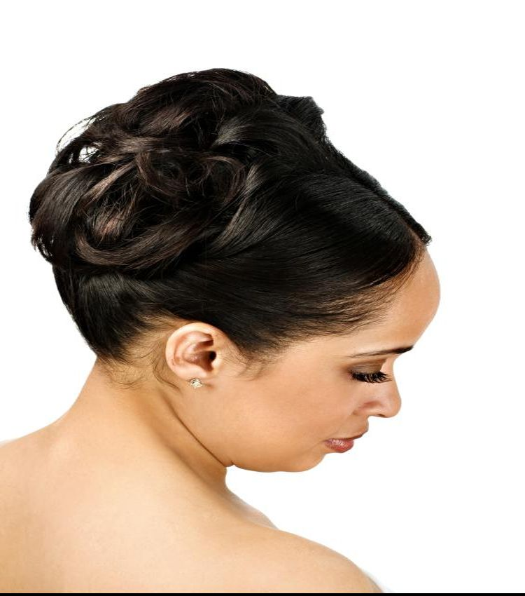 Black Bridal Hairstyles | Hairstyles Glow - Get update for latest hairstyles
