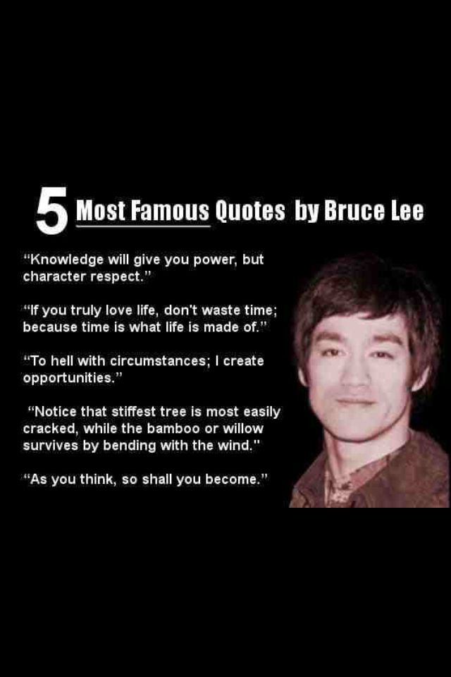 pin bruce lee quotes - photo #10