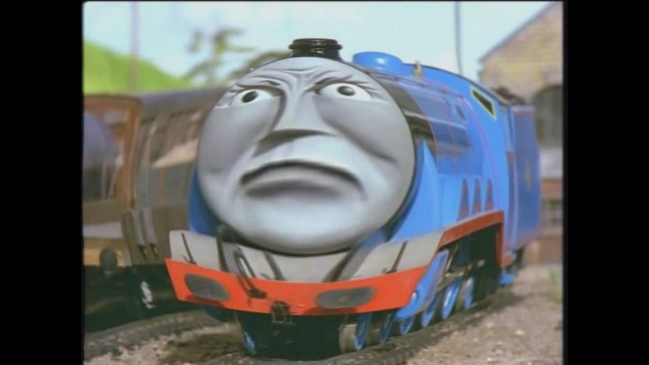 Thomas The Gordon Thomas Gordon Semi Tender Engine Thomas The Tank Engine Thomas The Tank Thomas Meme