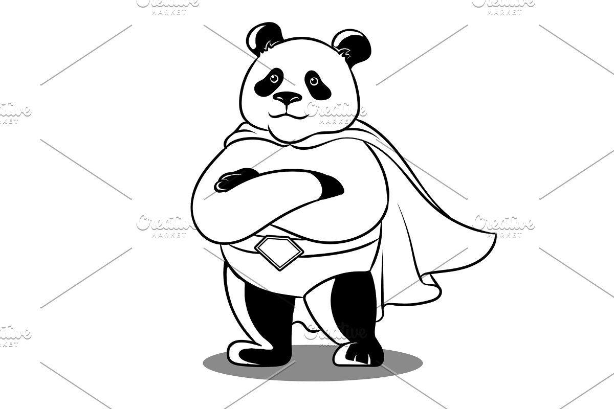 Mother super hero pop art vector illustration in 2020 ...