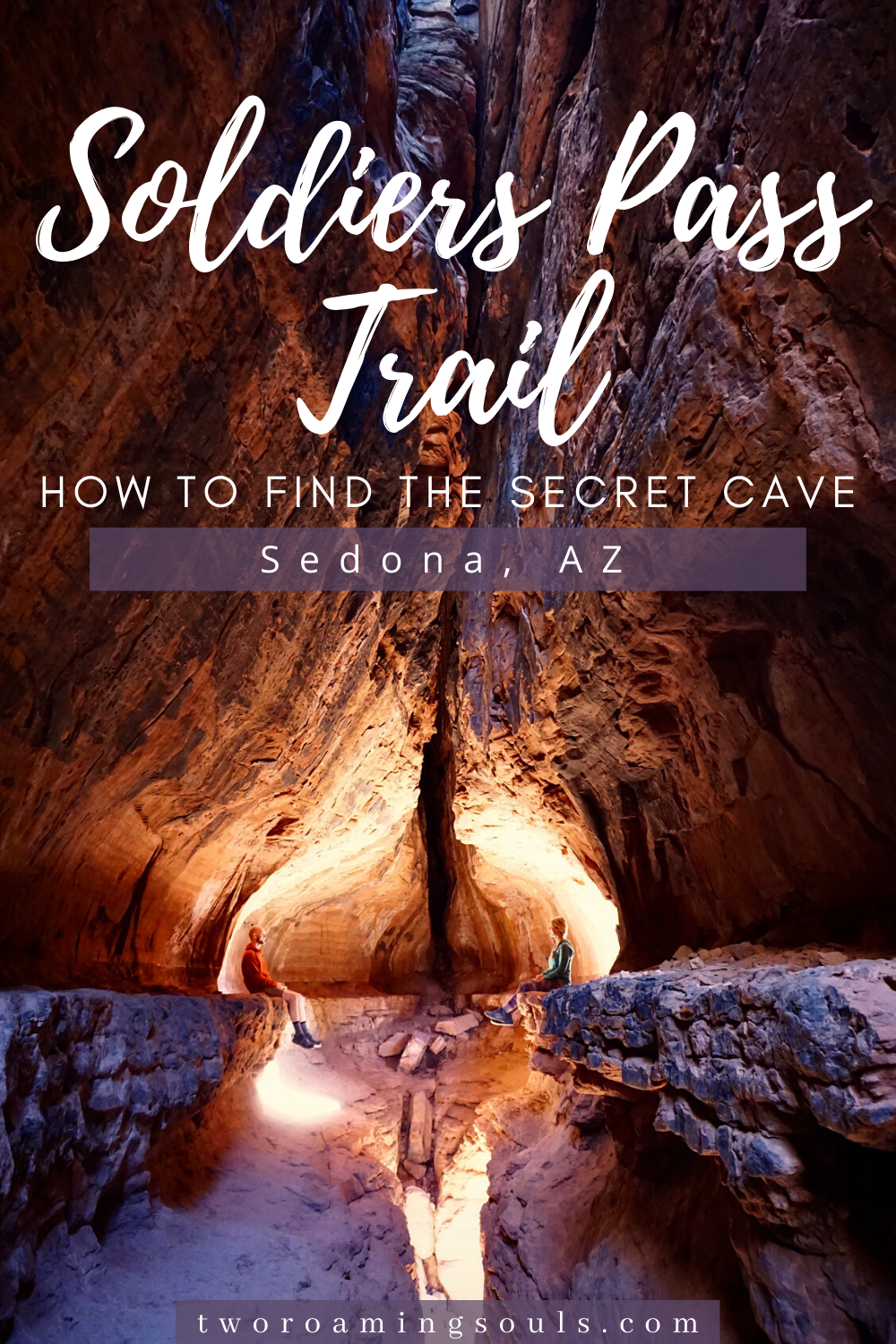 Soldier's Pass Trail: How To Find The Secret Cave
