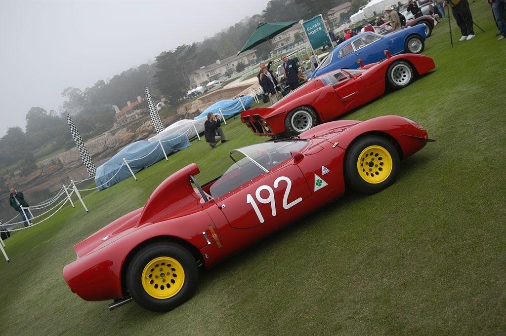 1938 Alfa Romeo 8c 2900b Le Mans Gallery