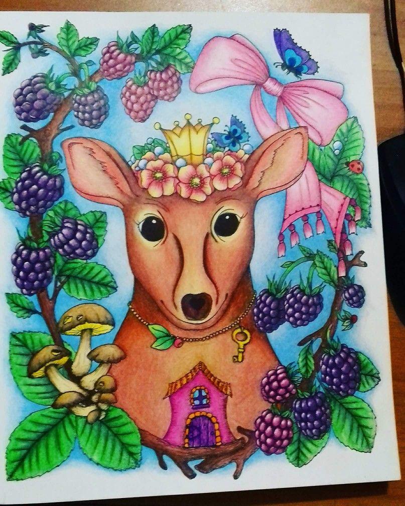 Pin By Karin Sprangers On Nehyplne Carovnosty Klara Markova Fairy Art Coloring Books Fairy Tales