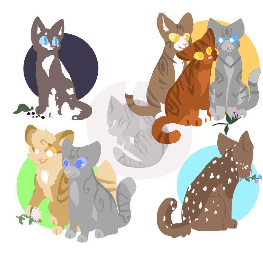 Medicine Cats By Harryfly