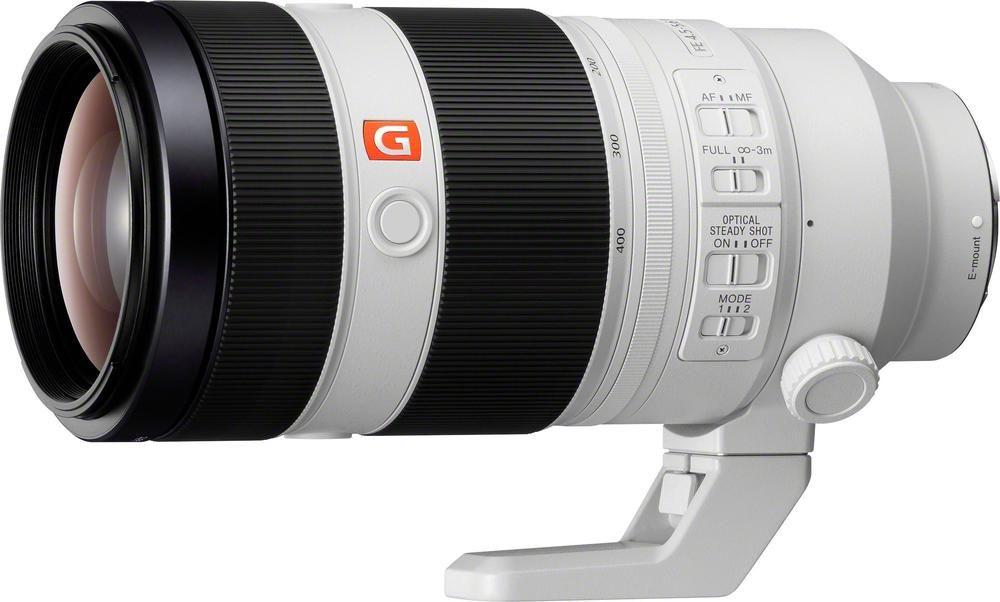Sony Fe 100 400mm F 4 5 5 6 Gm Oss Super Telephoto Zoom Lens For E Mount Cameras White Sel100400gm Best Buy In 2021 Telephoto Zoom Lens Sony Lenses Zoom Lens