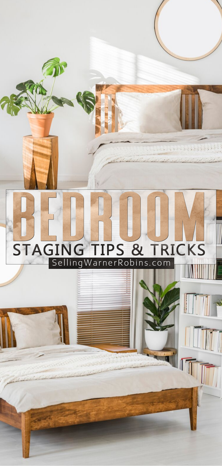 How To Stage A Bedroom To Sell Your Home (With images