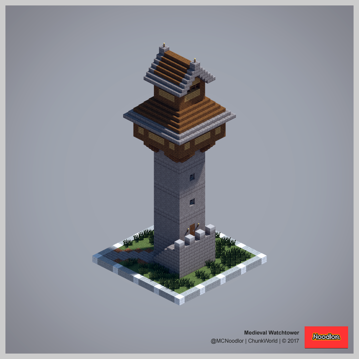 2017 Chunkworld Redux Minecraft Pinterest Edificios