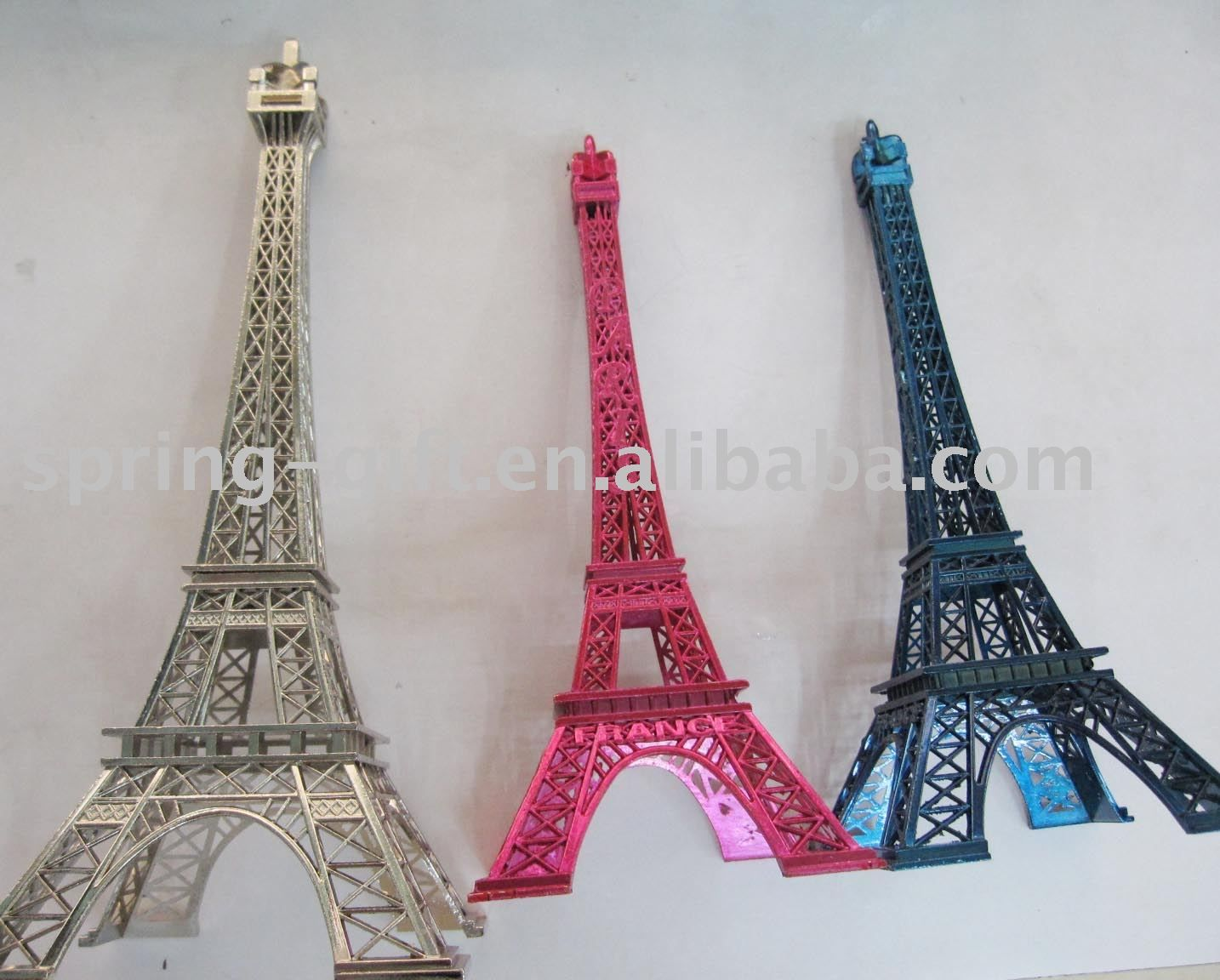 Eiffel Tower Home Decoration Eiffel Tower Craft Tower Tower Models
