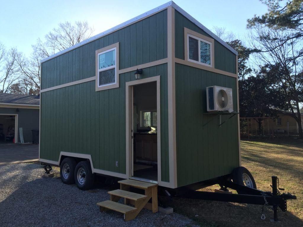 Tiny houses on wheels for sale in alabama - Buy 25 000 Alabama Tiny House 8x20 Tiny House Listings