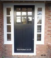 Have a look at this superb victorian front doors - what an original design and style #victorianfrontdoors #victorianfrontdoors