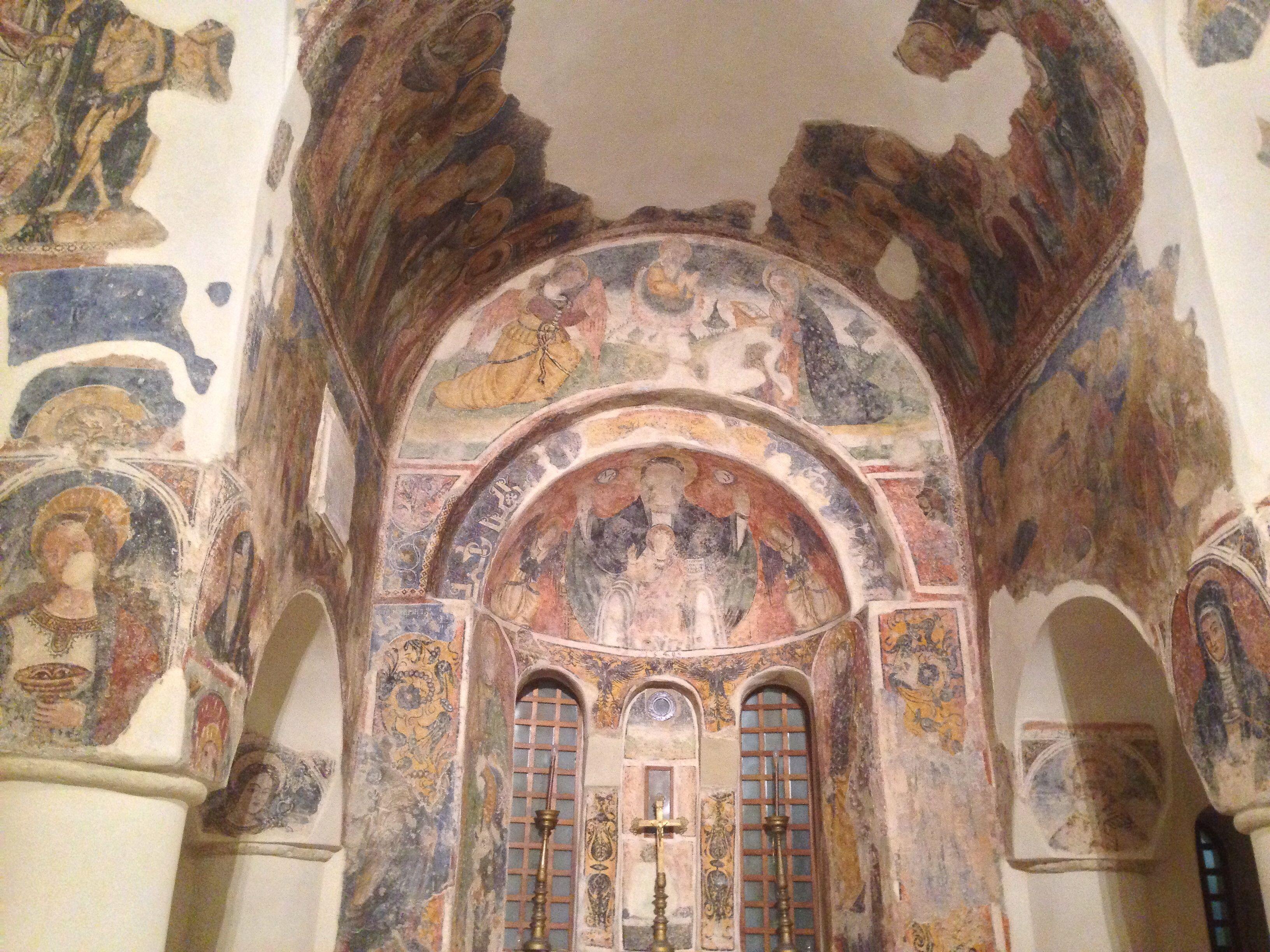 Chiesa bizantina. Otranto