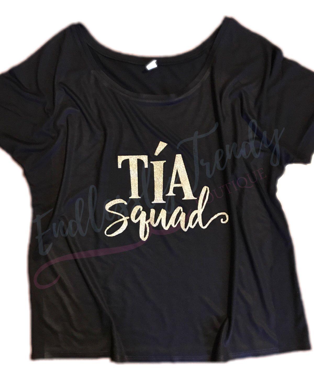 Black keys t shirt etsy - A Personal Favorite From My Etsy Shop Https Www Etsy Com Listing 500604517 Tia Squad Aunt Neice Nephew Tshirt Tee Tia Squad Aunt Neice Nephew