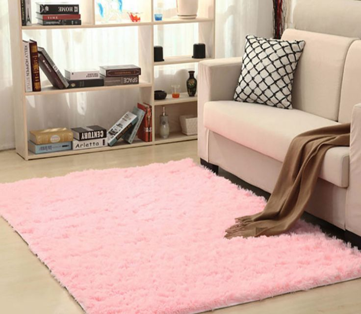 Faux Fur Plush Carpet Luxuriously Soft Carpet in 2018 Pinterest