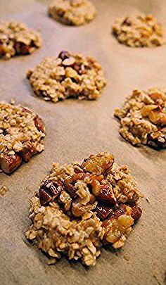 Photo of Bananen Nuss Cookies mit Haferflocken (vegan) – Bake it naked